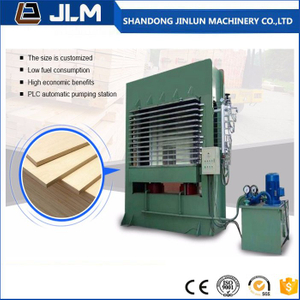 Hot Press Machine for Plywood and Veneer
