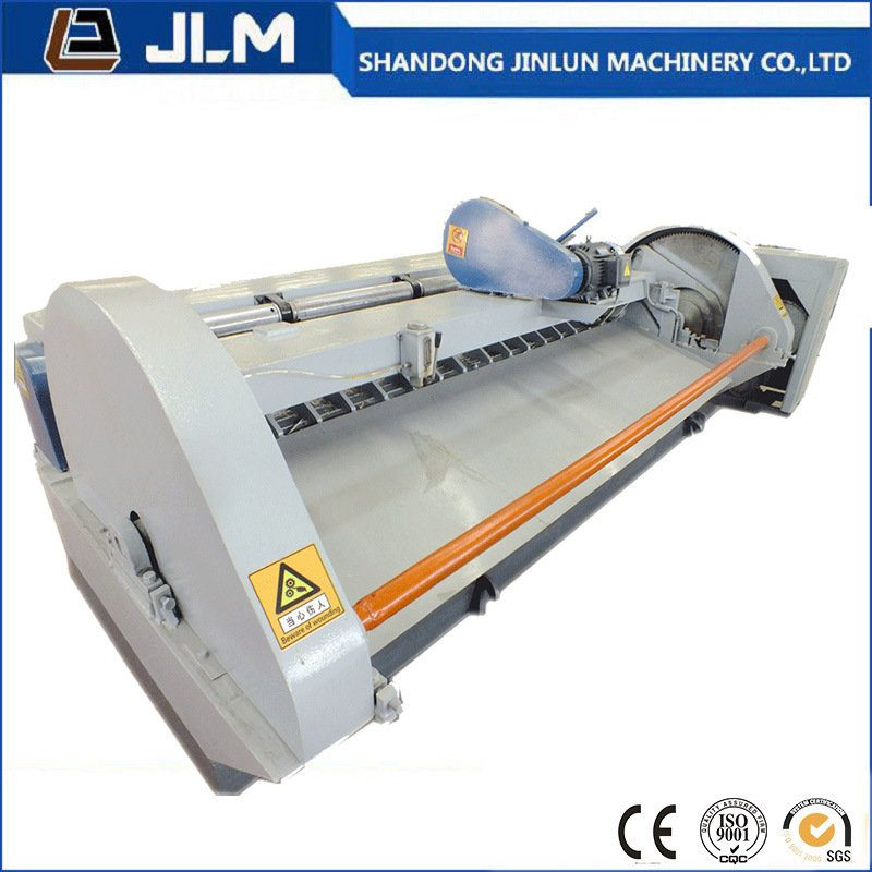 CNC Peeling and Cutting Plywood Machine