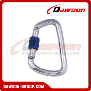 High Tensile Steel Alloy Steel Carabiner DS-YIC006S