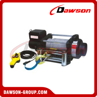 Electric Winch, Winches, wire rope electric winch, boat
