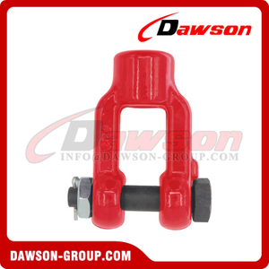 DS882 U Type Forged Hoist Ring for Mineral Products