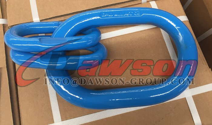 DS1012 G100 Master Link Assembly, Grade 100 Master Link Assembly for Wire Rope Slings - Dawson Group Ltd. - China Manufacturer Supplier, Factory