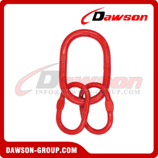 G80 / Grade 80 Master Link Assembly for Lifting Chain Slings