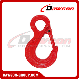 DS315 G80 Eye Sling Hook for Crane Lifting Chain Slings