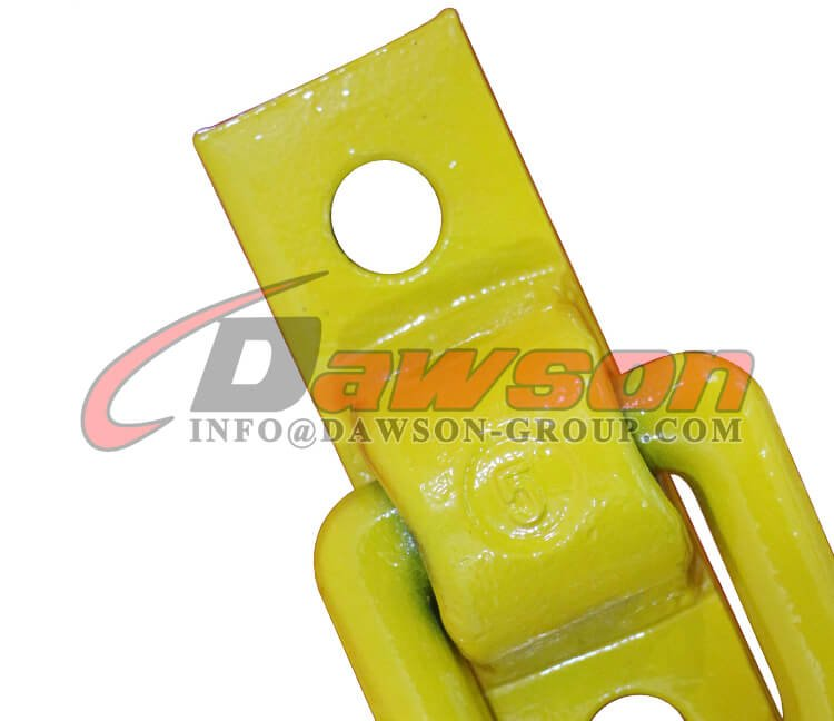G80 Weld On Pivoting D Link With Pad - Dawson Group Ltd. - China Factory, Exporter