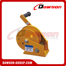 DSHW-C Type 1200lbs, 1800lbs, 2600lbs Truck Hand Winch (Portable Winch) for Pulling