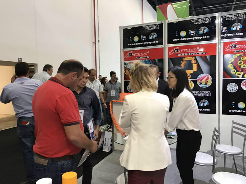 Brazil Feicon Batimat 2017 Show - China Manufacturer