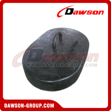Concrete Mooring Sinker / Cast Iron Mooring Sinkers for Mooring System