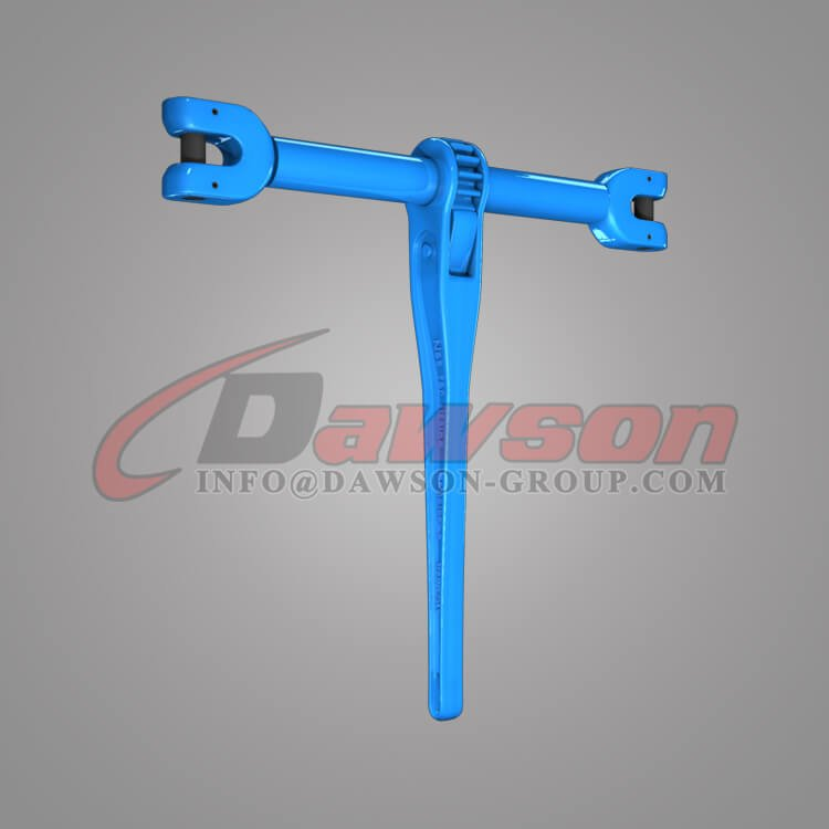 Grade 100 Forged Steel Clevis Type Ratchet Load Binder for Lashing - Dawson Group Ltd. - China Supplier, Factory