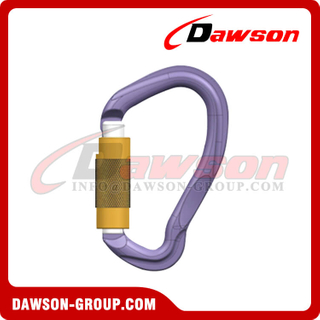 DS7109TN Aluminium Hook, Snap Hook Carabiner