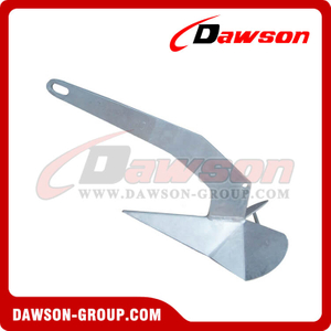 Hot Dip Galvanized Delta Anchor for Boat Use