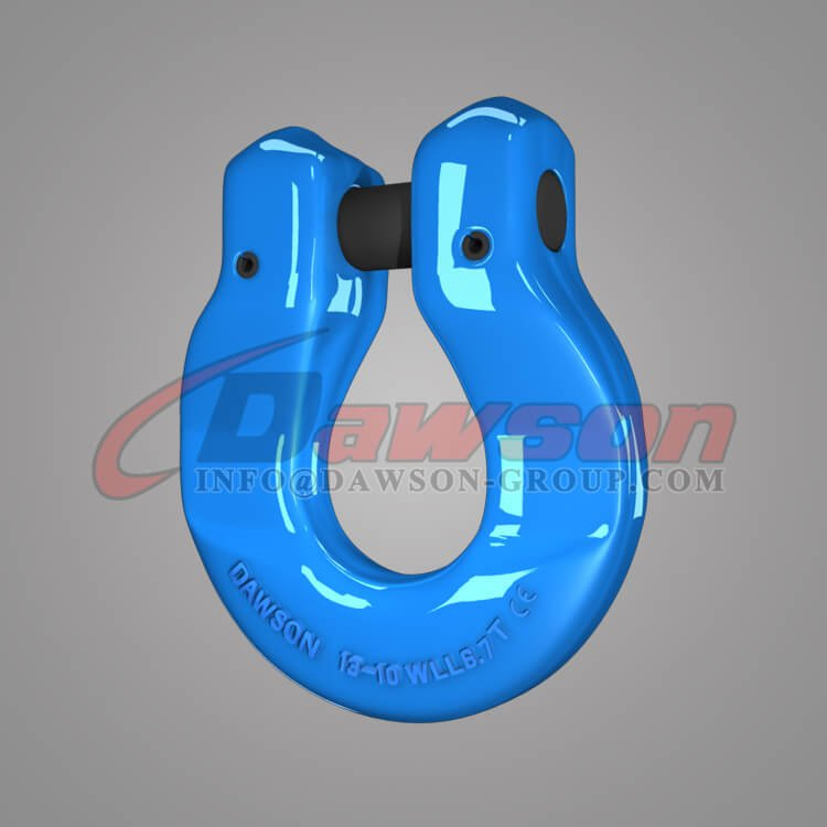 Grade 100 Forged Alloy Steel Omega Link for Lifting Chain Slings - Dawson Group Ltd. - China Manufacturer, Supplier
