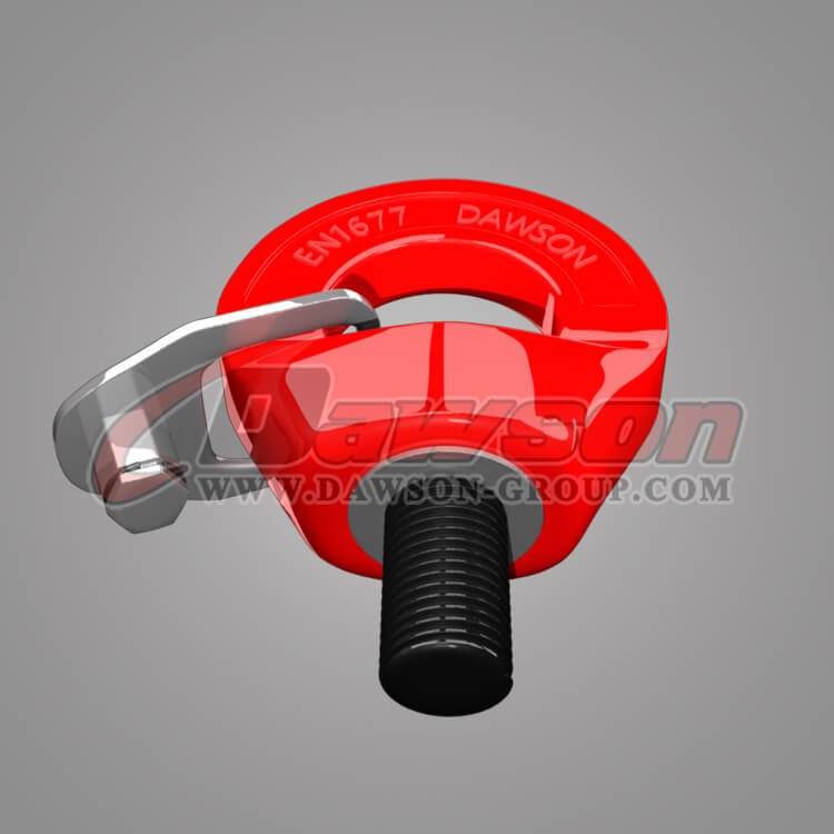 Grade 80 Eye Type Rotating Ring, Lifting Points - China Manufacturer, Supplier