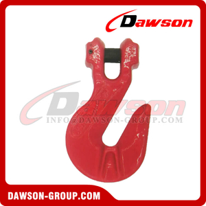 G80 / Grade 80 Clevis Shortening Grab Hook with Wings for Adjust Chain Length
