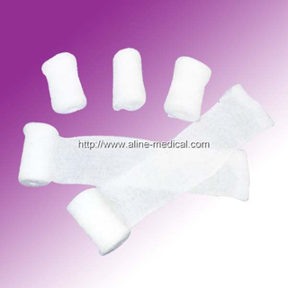 PRE-WASHED ABSORBENT GAUZE ROLL