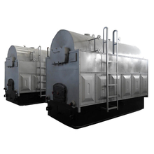 1 Ton to 6 Ton Fixed Grate Wood Steam Boiler