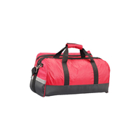 Red And Black Color Emergency Lifesaving First Aid Bag with Handles OEM