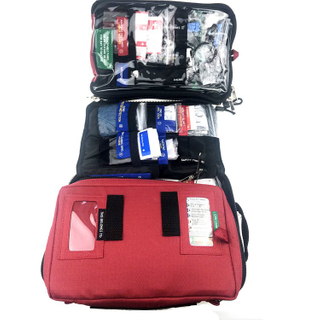 Survival Basic Trauma Bag Outdoor first aid kit