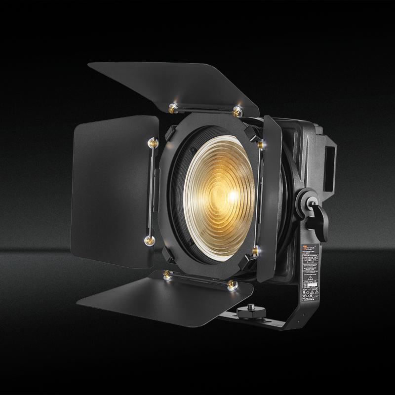 TH 351 High Brightness Compact Kit Daylight Fresnel Led Stage Light