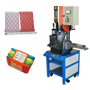 DR-1532-S Automatic Kitchen Sponge Scouring Pad Making Machine