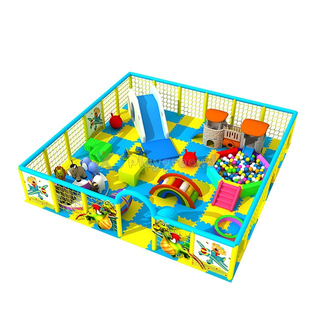 Colorful Kids Soft Play Toddler Indoor Playground Equipment