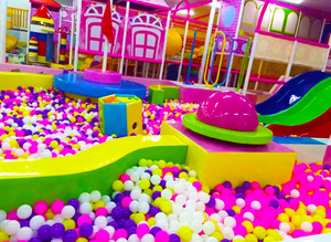 Just To Go for toddler indoor playground