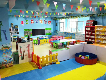 Candy Theme Indoor Playground -Shanghai