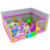 Candy Themed Amusement Toddler Soft Play with Ball Pit