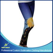 Sublimation Printing Girl's Fashion Legging