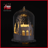 Glass Dome Christmas LED Decoration Glass Dome Decoration Glass Giftware