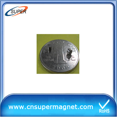Low-priced D2*2mm SmCo Permanent Magnet