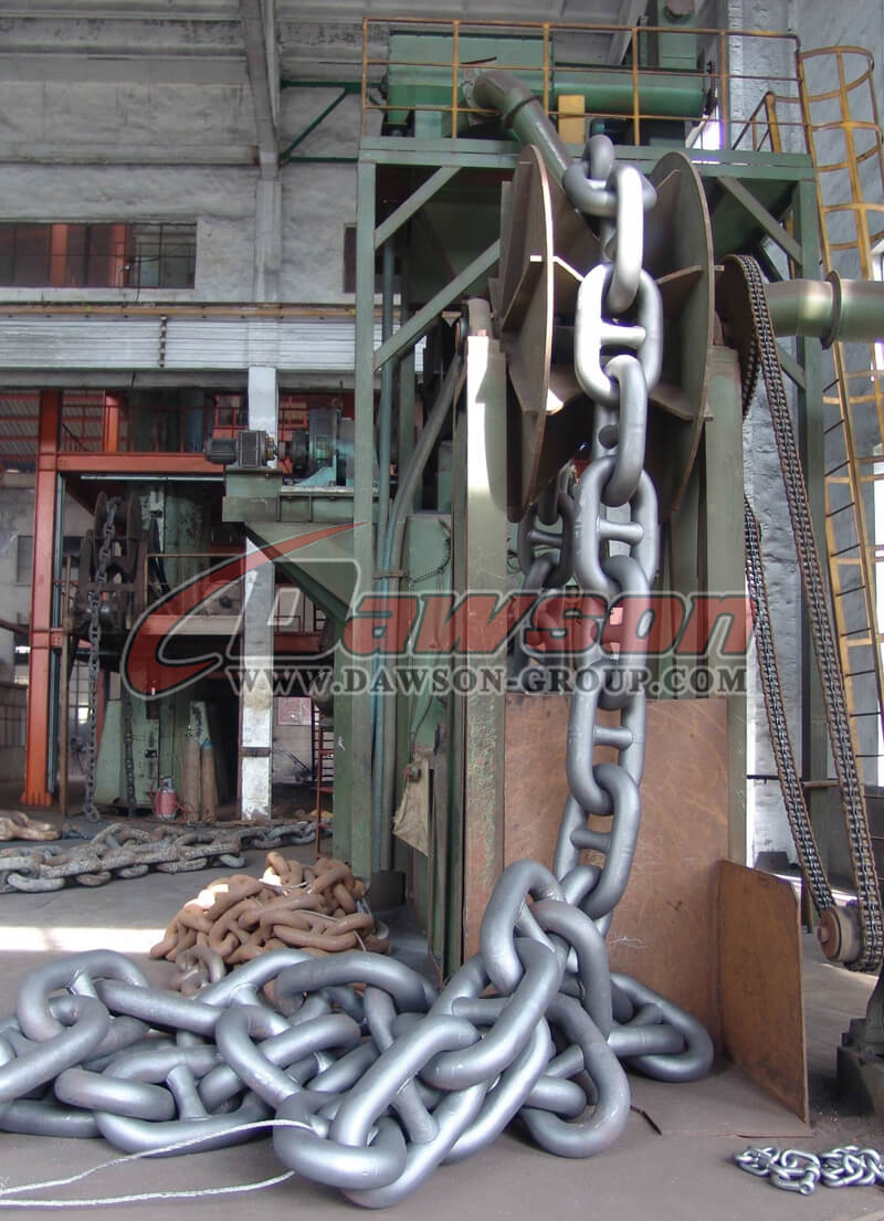 Stud Link Anchor Chain - China Manufacturer