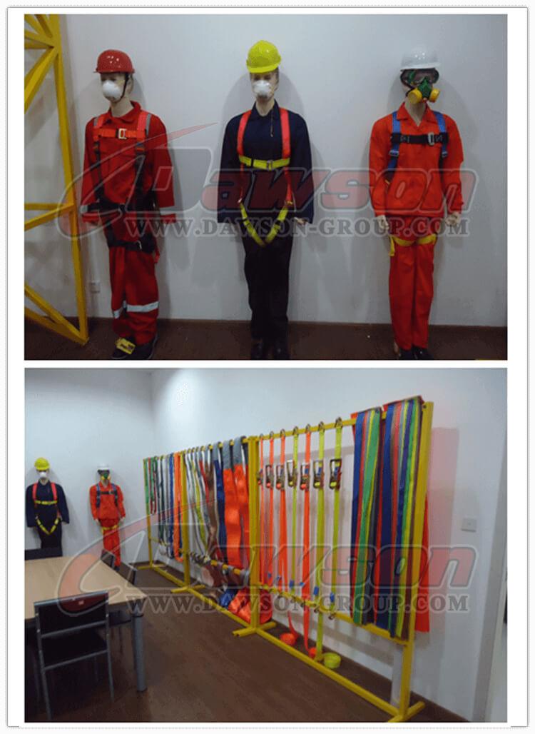 Rope Fall Arrest Kit, Polyester Webbing Lanyards - China