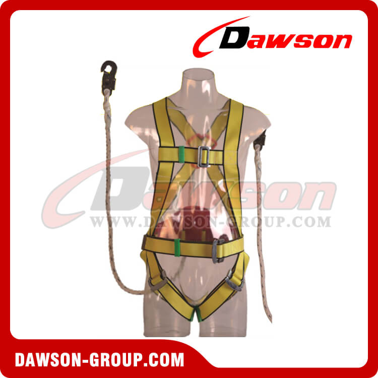 DS5127 SAFETY HARNESS - Dawson