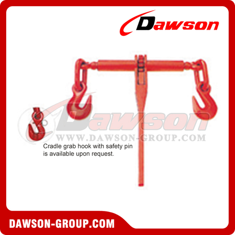 High Quality Drop Forged Ratchet Type Load Binder, Loadbinders
