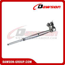 Stainless Steel Turnbuckle With Terminal Swivel Toggle
