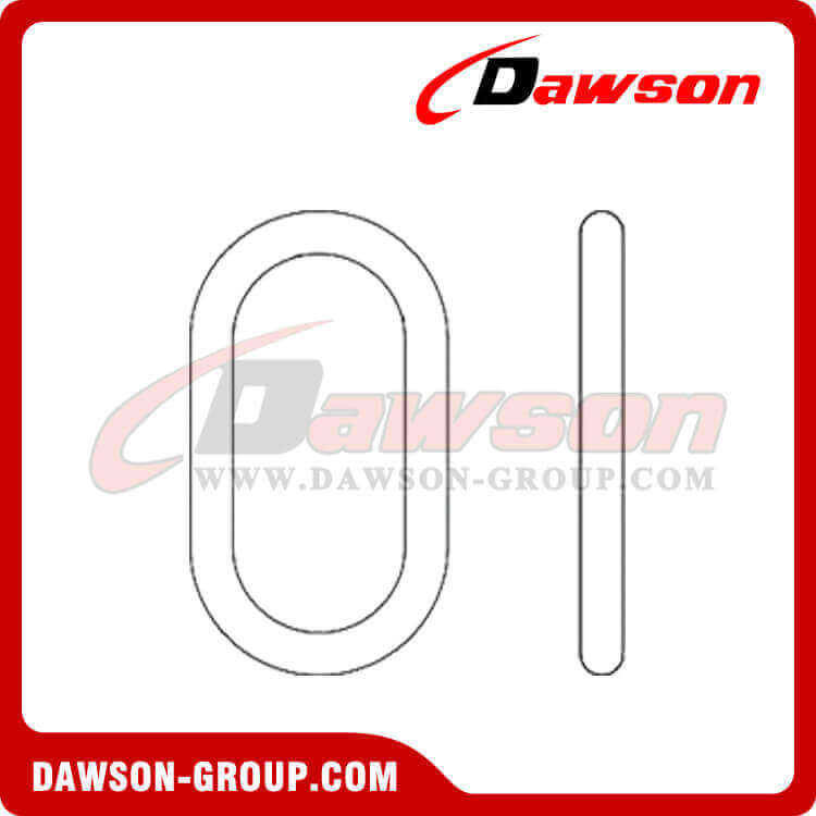 GRADE 80 ALLOY LASHING CHAIN - DAWSON GROUP LTD. - CHINA SUPPLIER