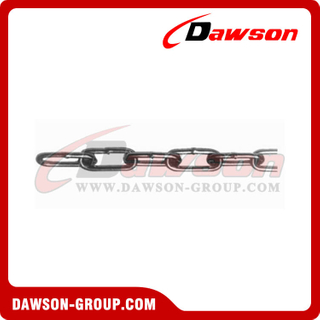 DIN766 Standard Stainless Steel Link Chain