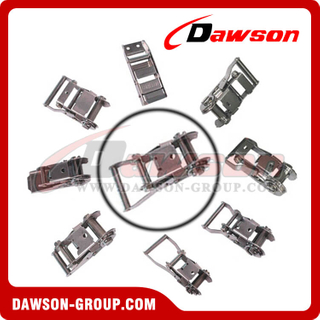 Stainless Steel Ratchet Buckles