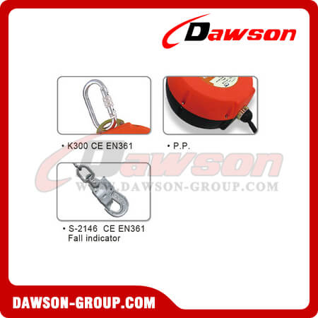 DSHB-10 Retractable Lifeline - China Factory
