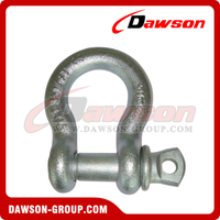 DS364 High Strength Screw Tye Bow Shackle