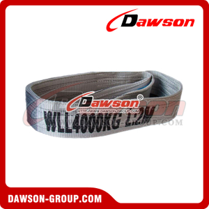 WLL 4 Ton Polyester Webbing Slings - Lifting Slings