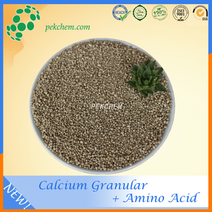 Amino acid chelated Ca nutrient