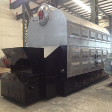 Fully Automatic Operation Running Stably Biomass Fired Steam Boiler