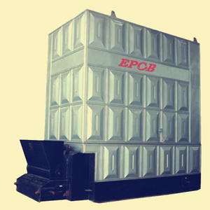 Horizontal Coal Fired Thermal Oil Boiler