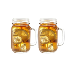 16oz Drinking Jar