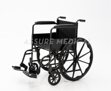 YJ-001E Economy Steel manual wheelchair