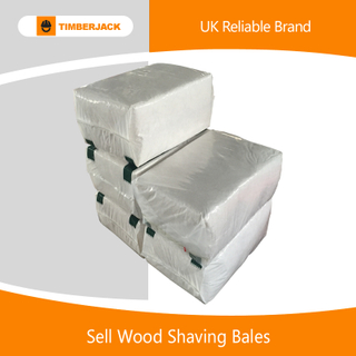 Wood Shaving Bales