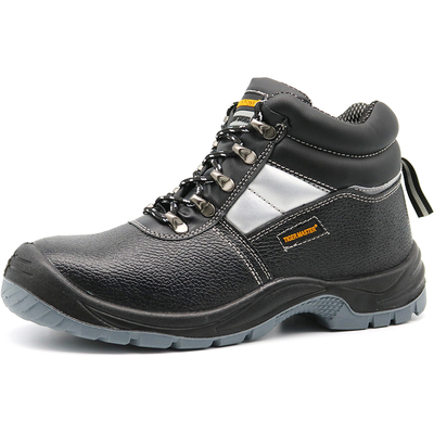 Oil Slip Resistant Waterproof Anti Static Construction Safety Shoes Men
