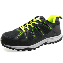 Anti Slip Metal Free Composite Toe Reflective Sport Safety Shoes Zapato Seguridad